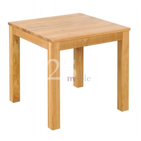 Stół 80x80 dąb DIEZ