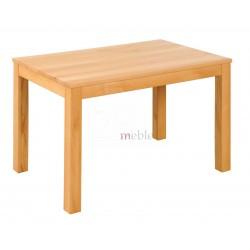 Stół rozkładany 120-160-200x80 buk DIEZ