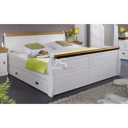 Łóżko 140 z szufladami
